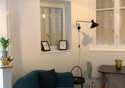 Rénovation d'un studio de 35 m² à Paris XVIe