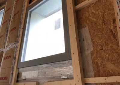 Fournitures et pose de fenêtres en aluminium sur-mesure à Paris