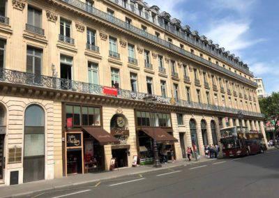 Rénovation de 450 m² de bureaux à Paris