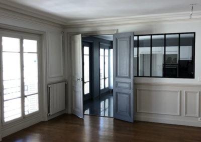 Rénovation d'un appartement de 150 m² – Paris 75009