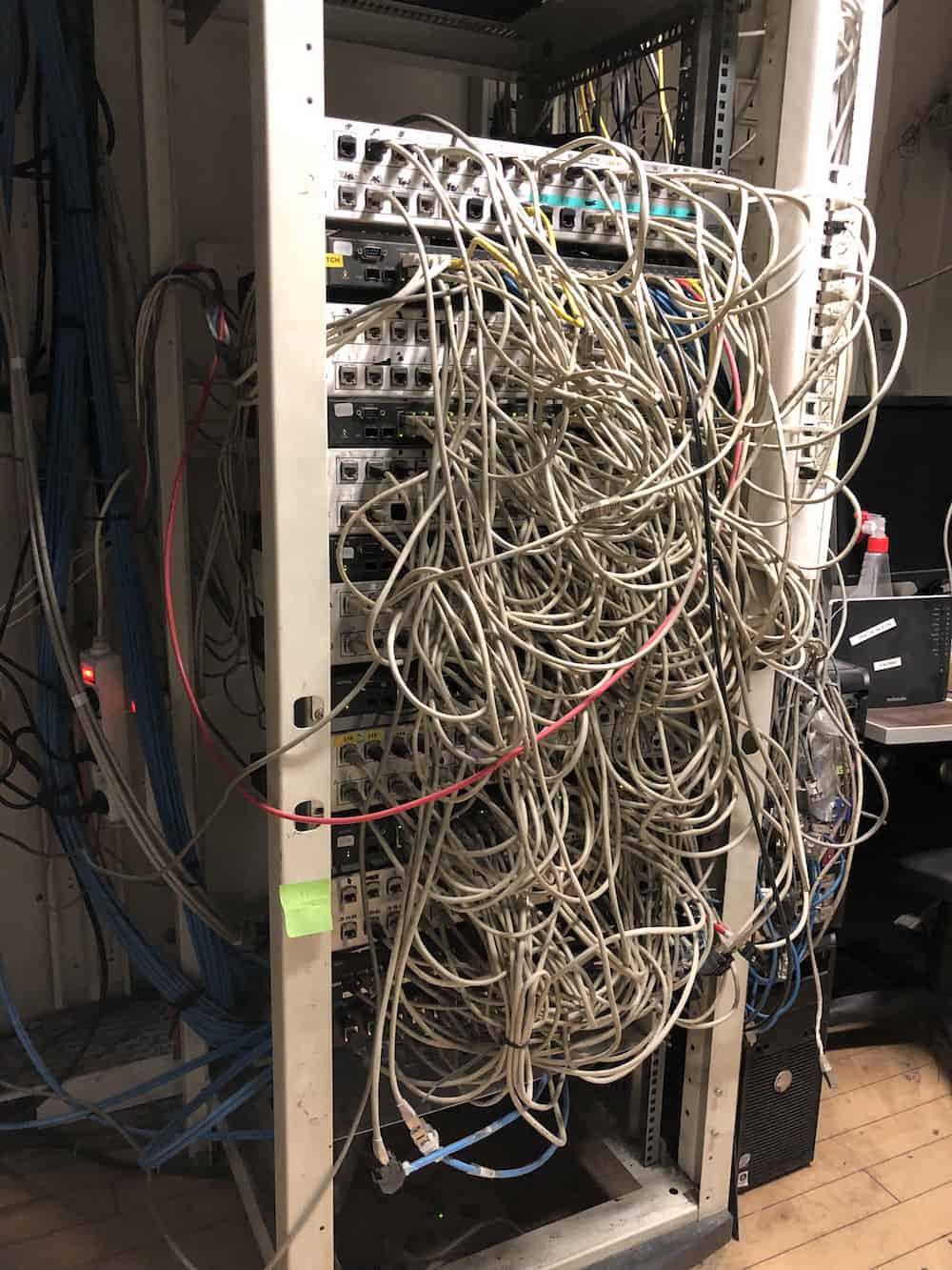 baie informatique serveur