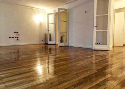 Démolition et rénovation d'un appartement de 100 m² – Neuilly-sur-Seine