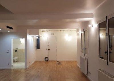 Rénovation d'un appartement de 90 m² – Paris 75009