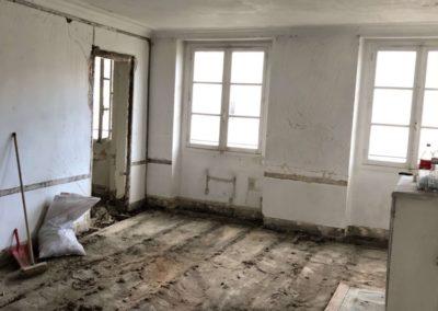 Rénovation d'un appartement de 75 m² – Paris 75006