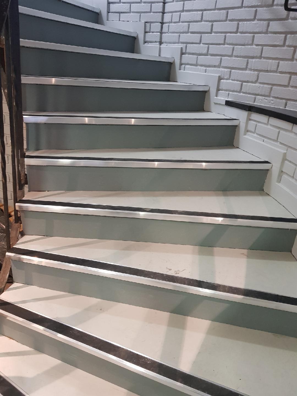 Rénovation d'un escalier à Paris