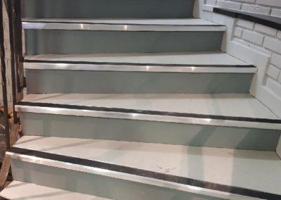 Rénovation d'escalier – Paris 75004