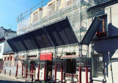 Projet en cours, rénovation d'une Maison à Saint-Ouen